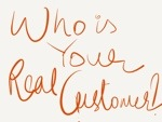 If you are a blogger, who is your real customer?