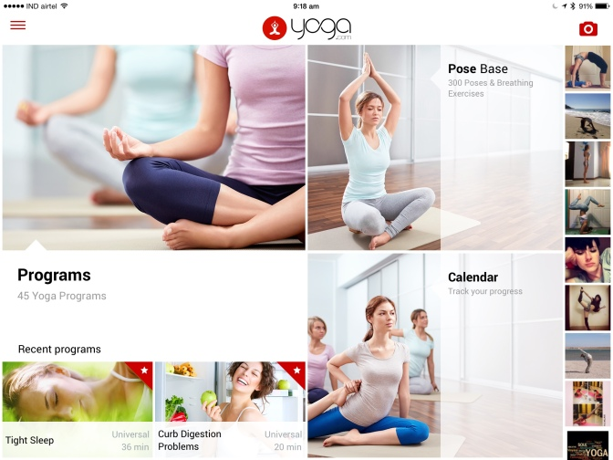 App review – Yoga.com Studio