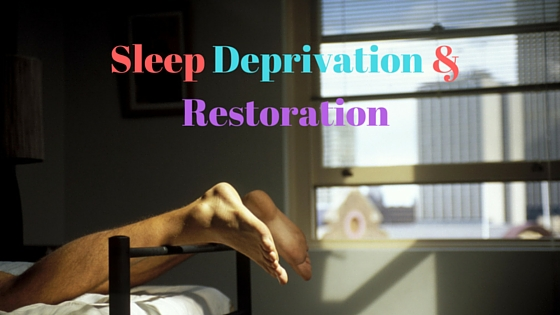 Sleep deprivation and Restoration in Mumbai